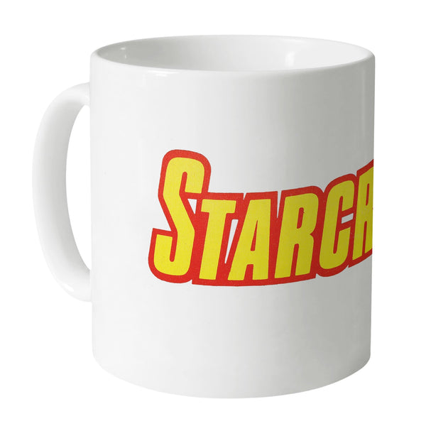 Starcruiser Logo Mug - White [Official & Exclusive] - The Gerry Anderson Store