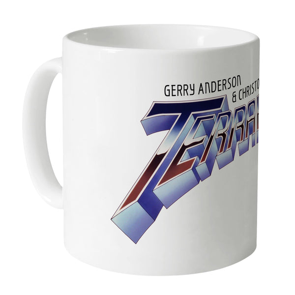 Terrahawks Logo Mug [Official & Exclusive] - The Gerry Anderson Store