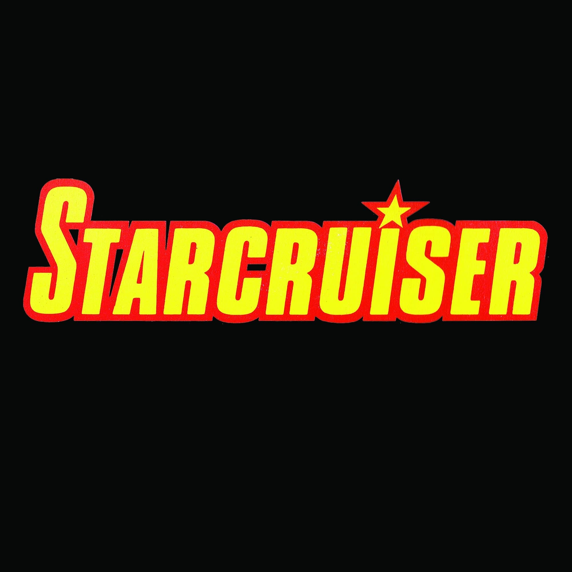 Starcruiser Logo Mug - Black [Official & Exclusive] - The Gerry Anderson Store