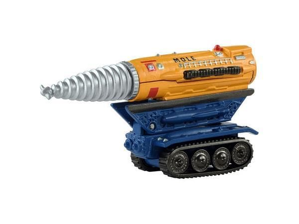 Thunderbirds The Mole - Classic Edition From The Tomica Series