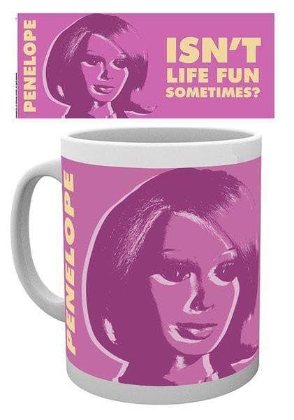 Thunderbirds Mug - Lady Penelope: Isn't life fun sometimes? - Gerry Anderson Official