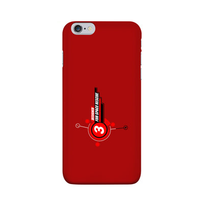 Thunderbird 3 Inspired Phone Case