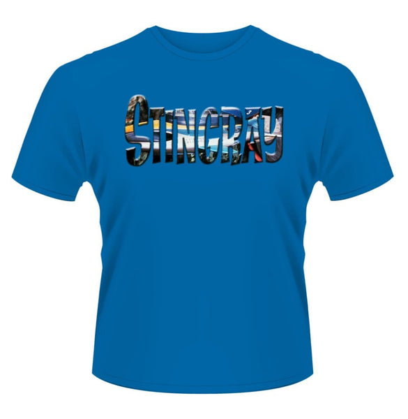 Stingray T-shirt [Blue] - Gerry Anderson Official - 1