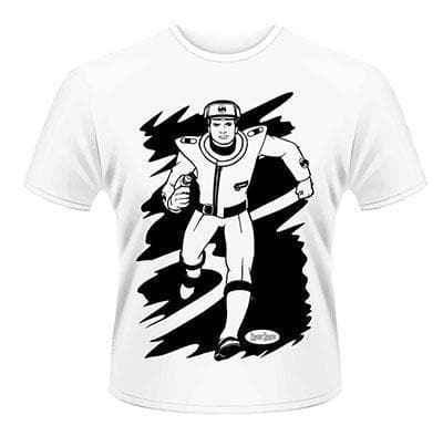 New Captain Scarlet Running T-Shirt - The Gerry Anderson Store
