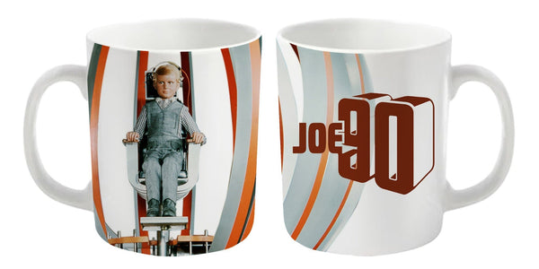 Joe 90 Mug - Joe in the BIGRAT - The Gerry Anderson Store