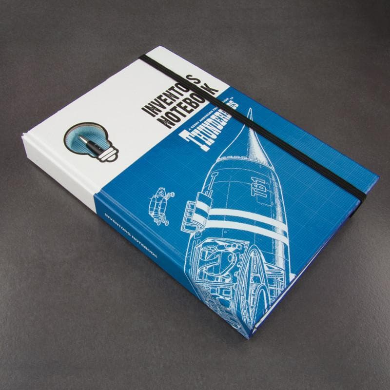 Thunderbirds Inventor's Notebook - Gerry Anderson Official - 1