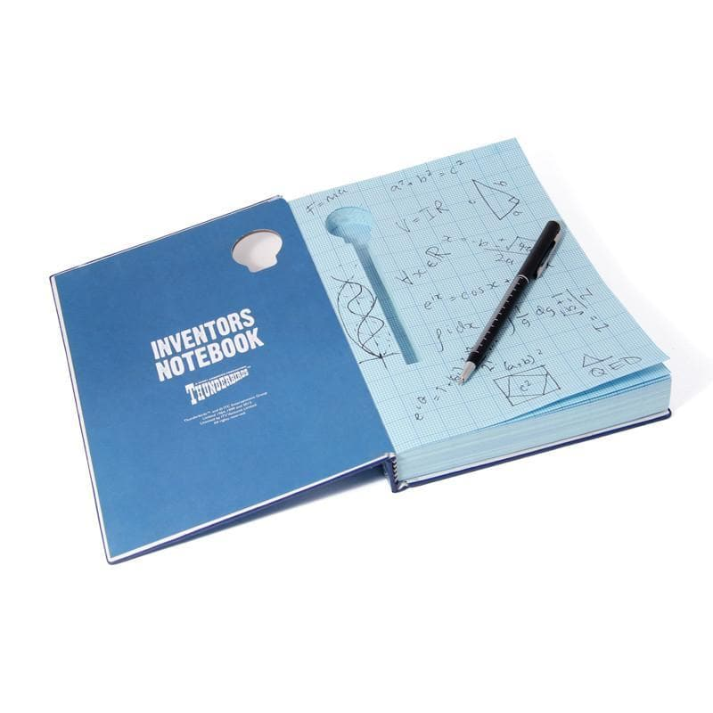Thunderbirds Inventor's Notebook - Gerry Anderson Official - 2