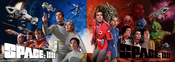 Official Space 1999 Posters: Season 1 & 2 - The Gerry Anderson Store