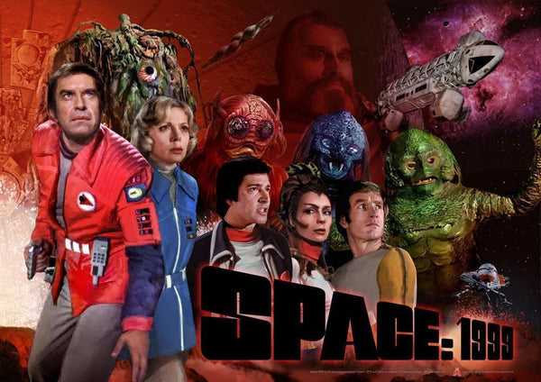 Official Space 1999 Poster: Season 2 - The Gerry Anderson Store