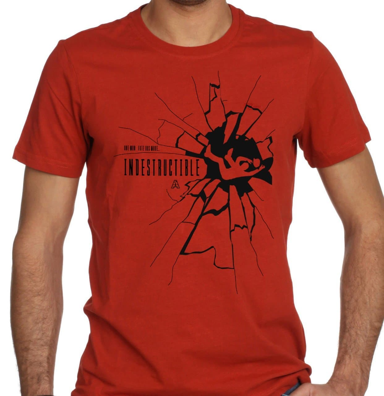 Captain Scarlet inspired T-Shirt [5% to Stroke Association] - Gerry Anderson Official