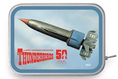 Thunderbird 1 Tinamp - Limited Edition Collectors Speaker - The Gerry Anderson Store
