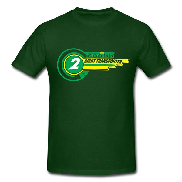 "Gerry Anderson inspired ""2"" T-shirt [2 of 5] - Gerry Anderson Official - 1"