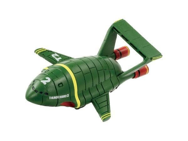 **NEW** Thunderbird 2 - Original Version From The Tomica Series