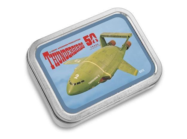 Thunderbird 2 Tin Amp - available now with 2 week delivery time - Gerry Anderson Official - 4