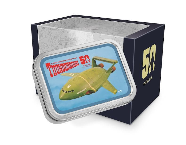 Thunderbird 2 Tin Amp - available now with 2 week delivery time - Gerry Anderson Official - 1