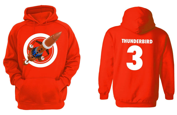 Thunderbirds Hoodies (Official and Exclusive)