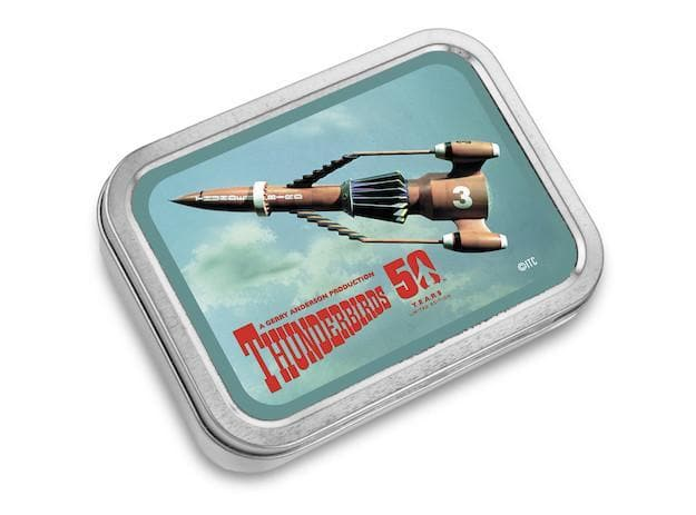 Thunderbird 3 Tin Amp - available now with 2 week delivery time - Gerry Anderson Official - 4