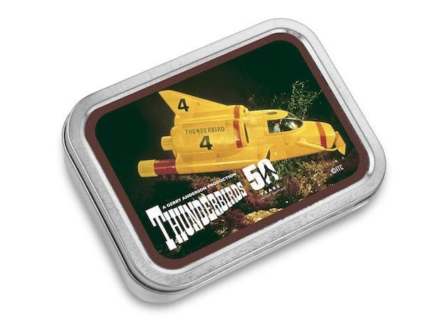 Thunderbird 4 Tin Amp - available now with 2 week delivery time - Gerry Anderson Official - 4