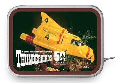 Thunderbird 4 Tin Amp - available now with 2 week delivery time - Gerry Anderson Official - 3