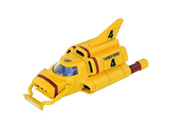 **NEW** Thunderbird 4 - Original Version From The Tomica Series