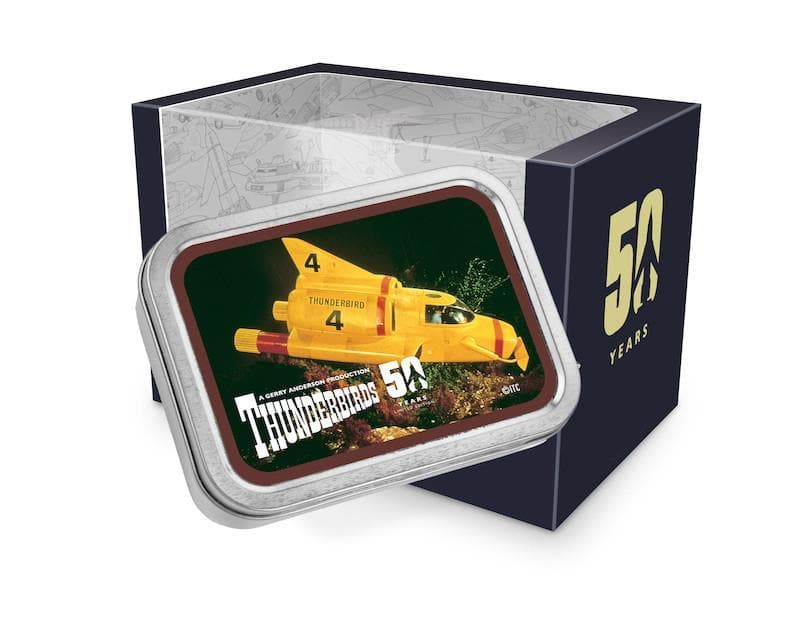 Thunderbird 4 Tin Amp - available now with 2 week delivery time - Gerry Anderson Official - 1