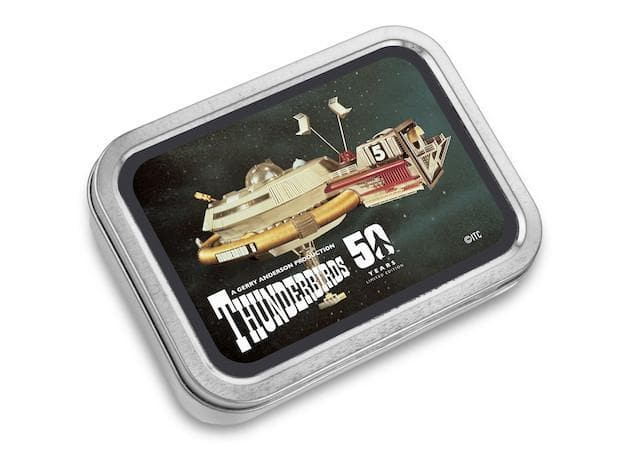 Thunderbird 5 Tin Amp - available now with 2 weeks delivery time - Gerry Anderson Official - 4