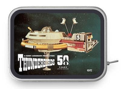 Thunderbird 5 Tin Amp - available now with 2 weeks delivery time - Gerry Anderson Official - 3