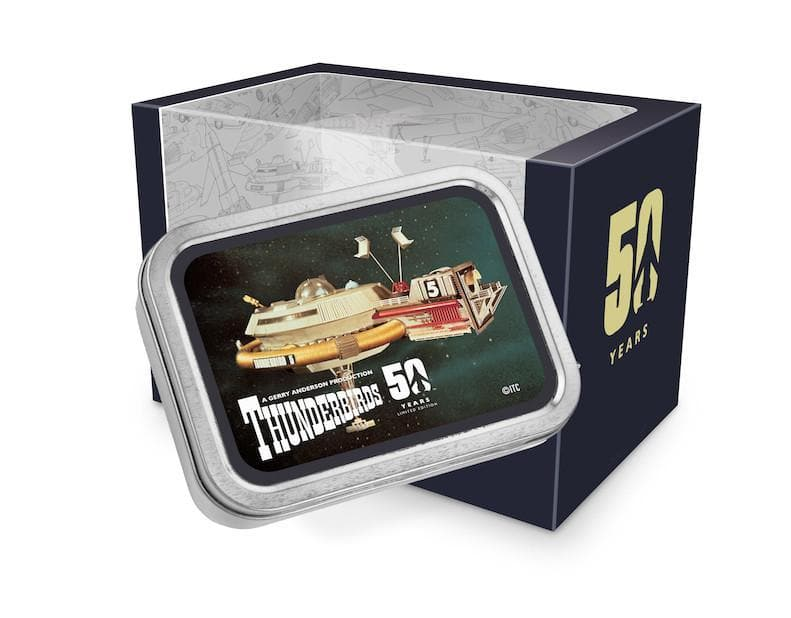 Thunderbird 5 Tin Amp - available now with 2 weeks delivery time - Gerry Anderson Official - 1