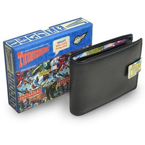 Thunderbirds Wallet - Gerry Anderson Official - 2