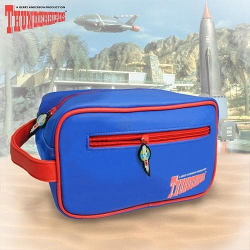 Thunderbirds Wash Bag - Gerry Anderson Official