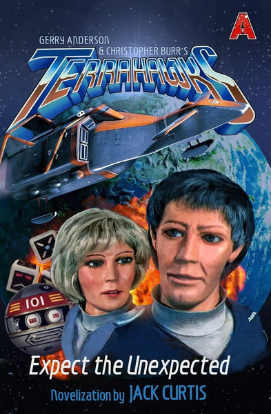 Terrahawks - Novelisation by Jack Curtis (2nd Edition) - Gerry Anderson Official