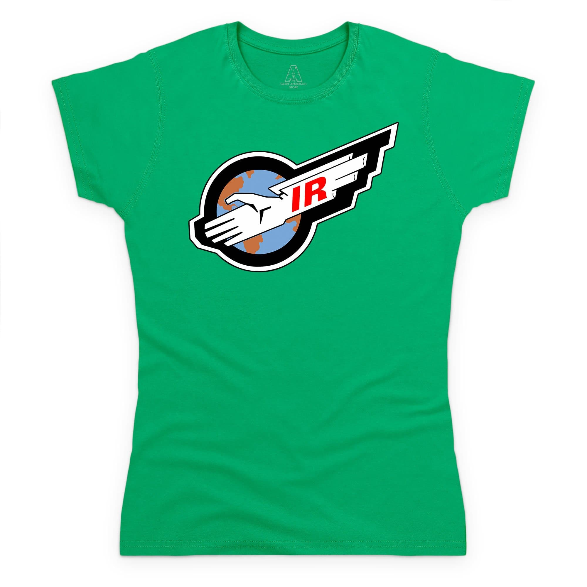 International Rescue/Thunderbirds Women's T-Shirt [Official & Exclusive] - The Gerry Anderson Store