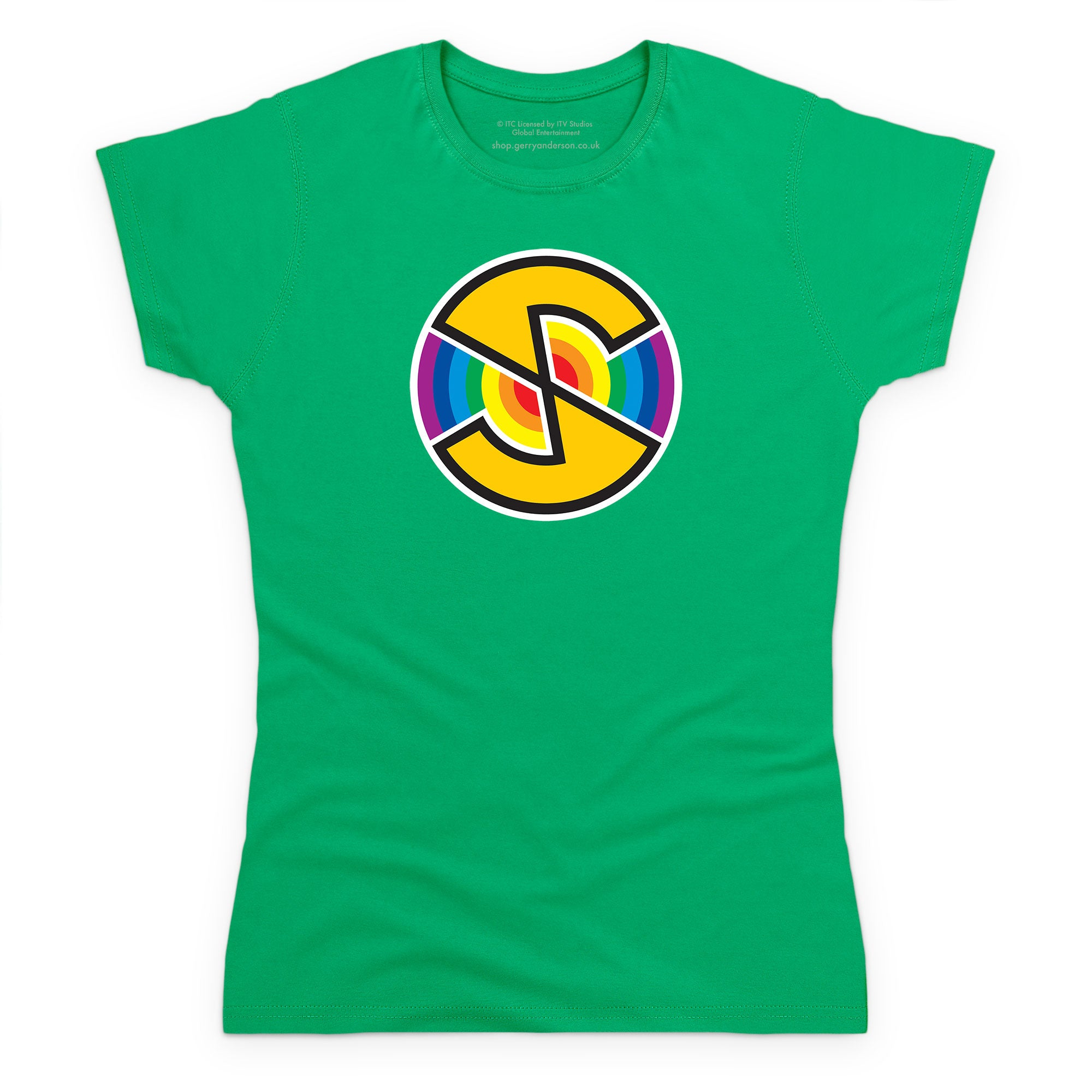 Captain Scarlet Spectrum Logo Women's T-Shirt [Official & Exclusive] - The Gerry Anderson Store