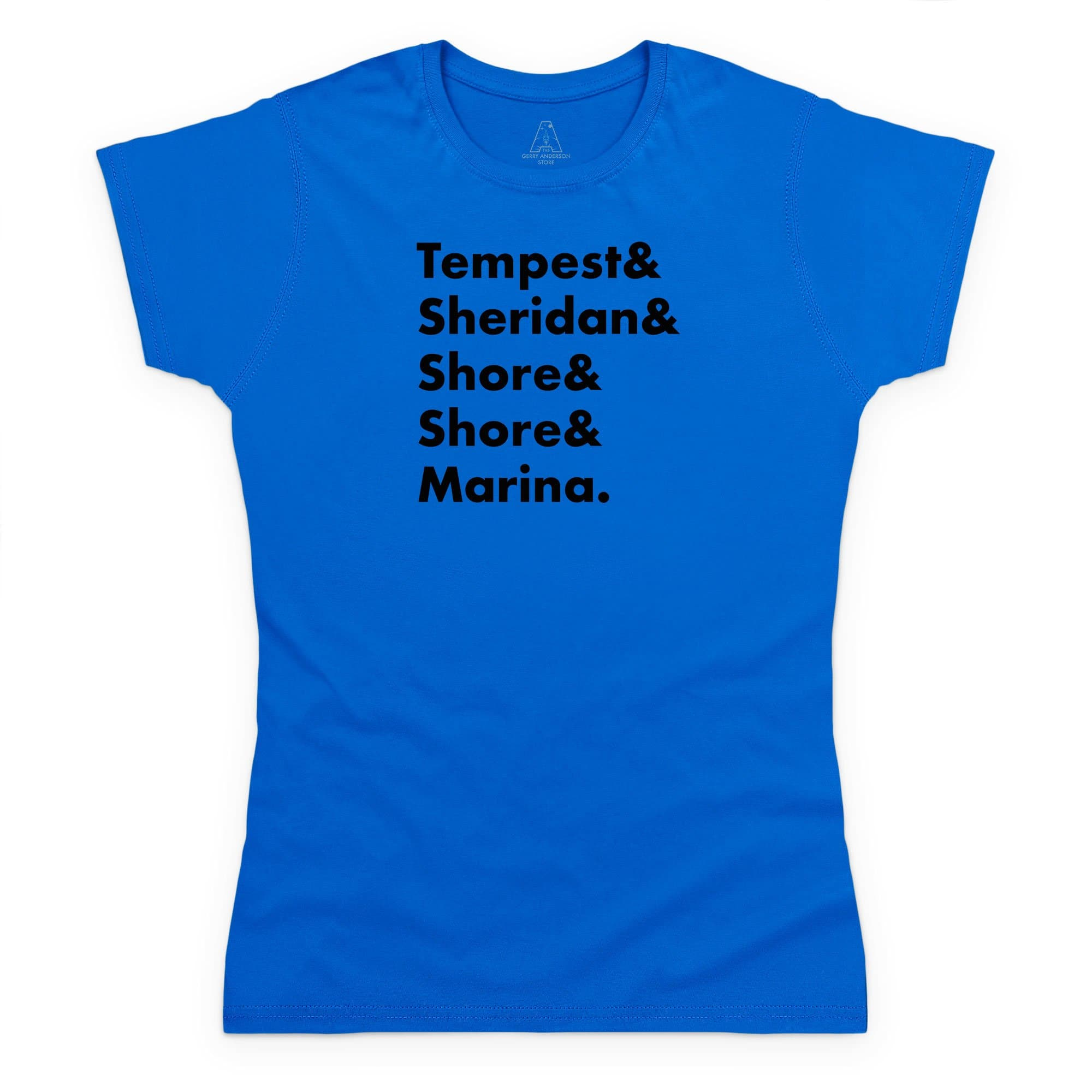 Heroes of Marineville Stingray Women's T-Shirt [Official & Exclusive] - The Gerry Anderson Store