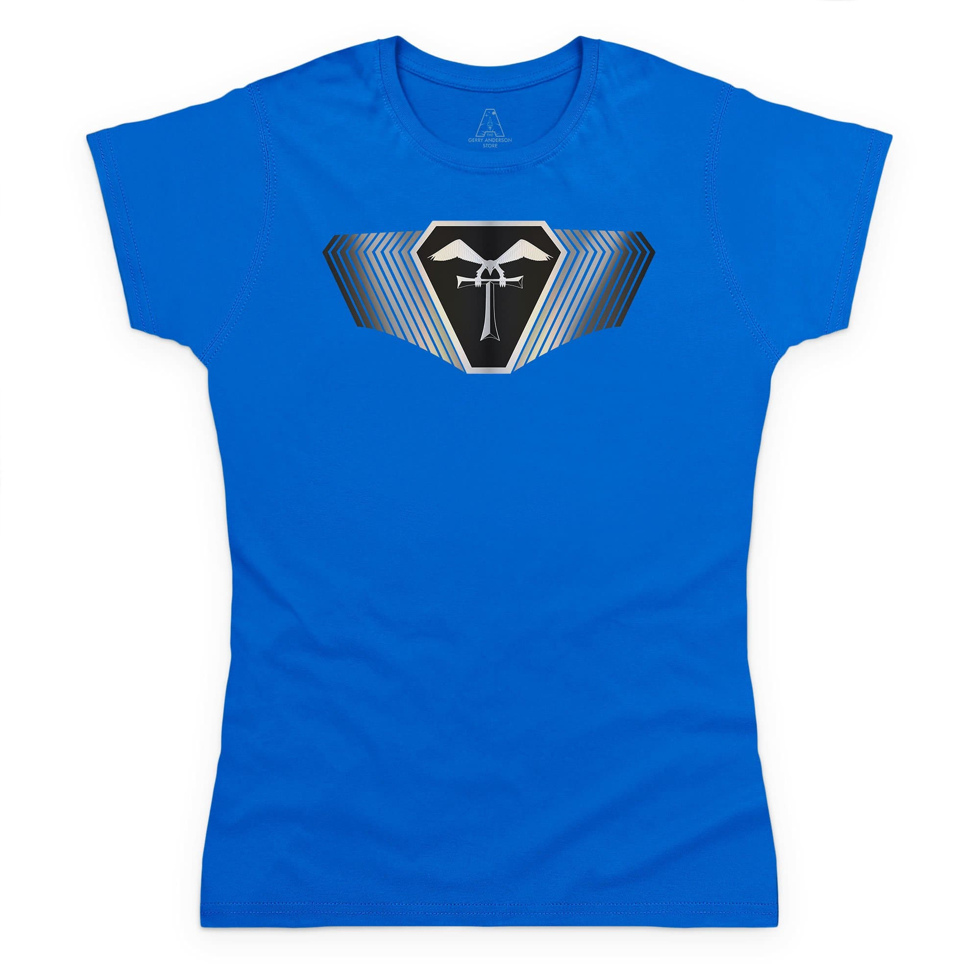 Terrahawks Silver Emblem Women's T-Shirt [Official & Exclusive]