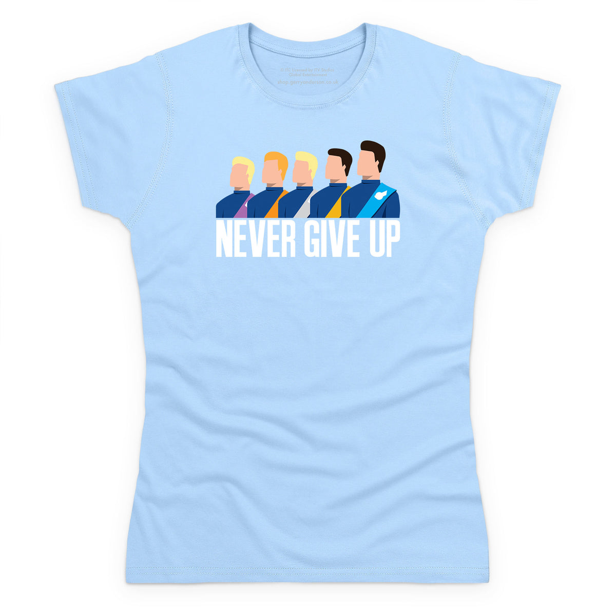 Tracy Brothers Group Picture Women's T-Shirt - The Gerry Anderson Store