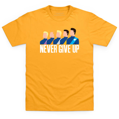 Tracy Brothers Group Picture Men's T-Shirt - The Gerry Anderson Store