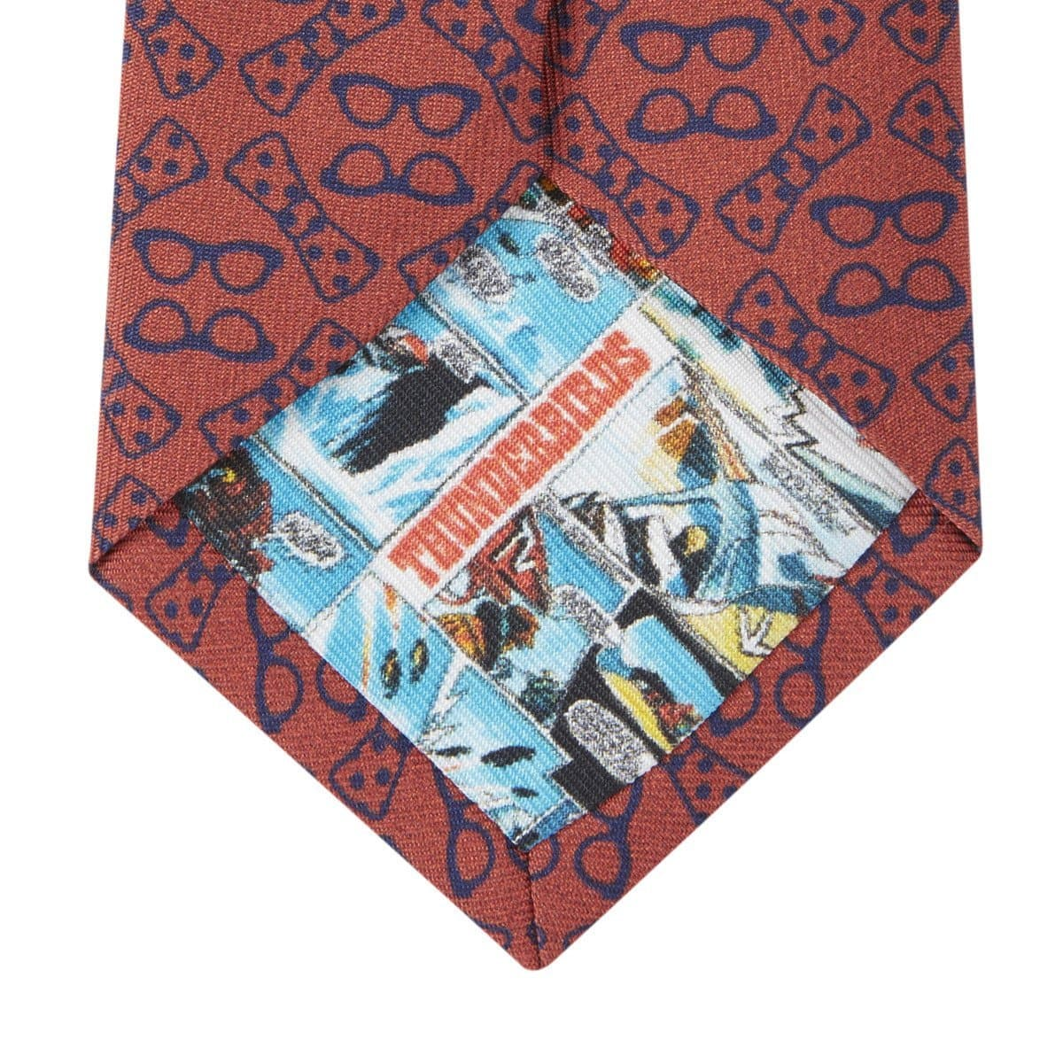 Thunderbirds Brains Ties - Gerry Anderson Official - 2