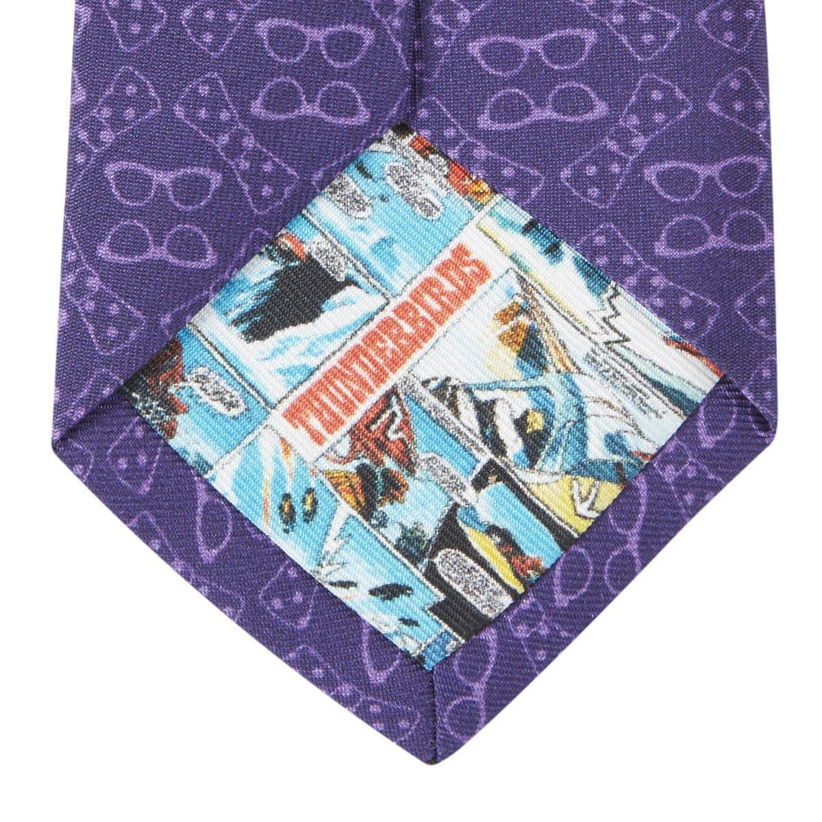 Thunderbirds Brains Ties - Gerry Anderson Official - 6