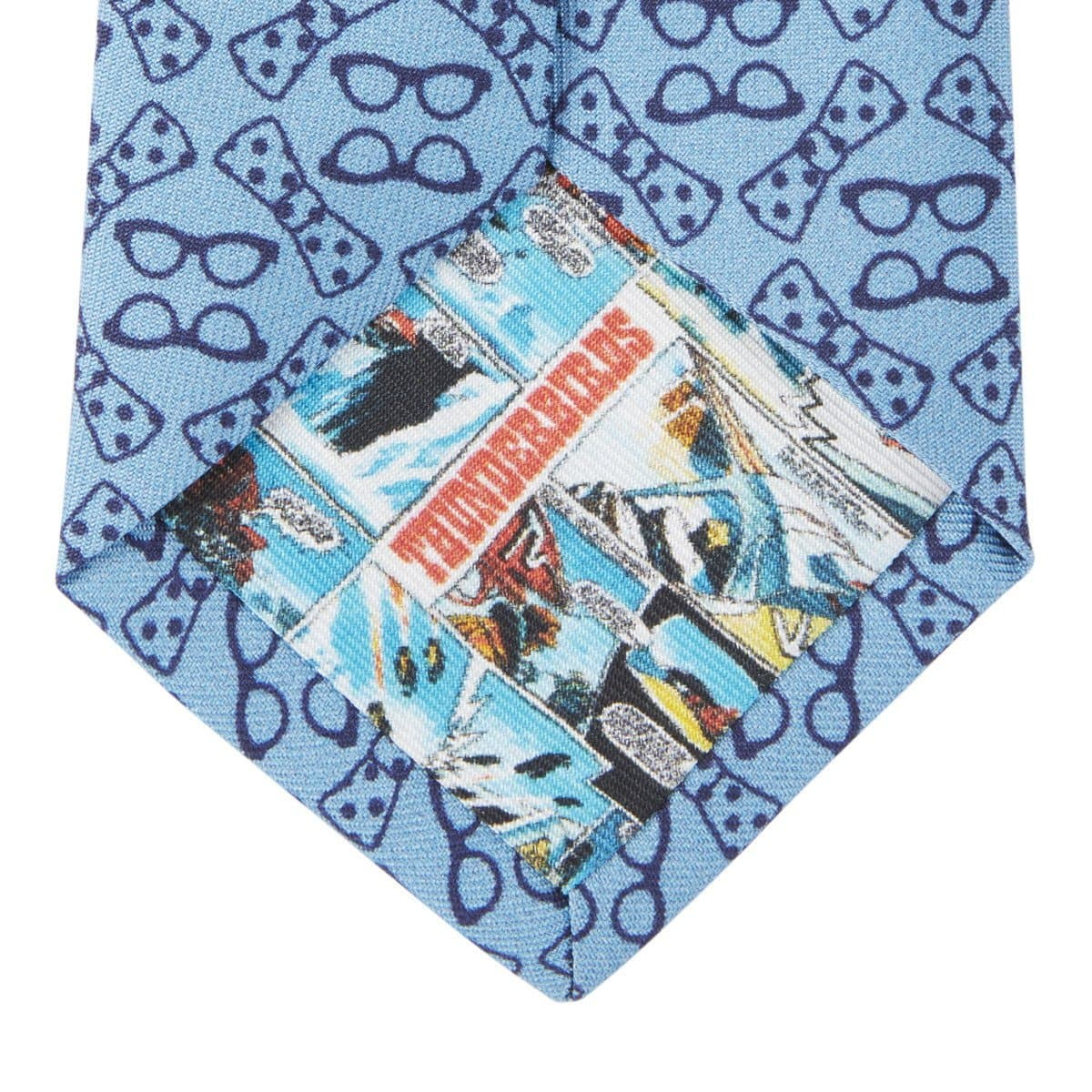 Thunderbirds Brains Ties - Gerry Anderson Official - 10