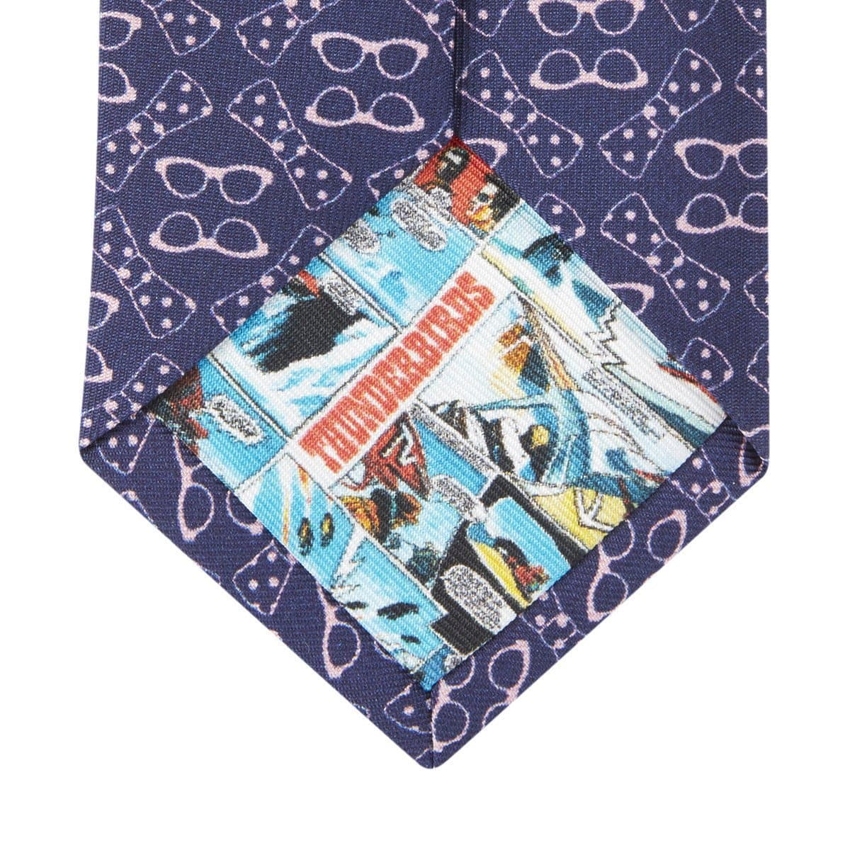 Thunderbirds Brains Ties - Gerry Anderson Official - 14