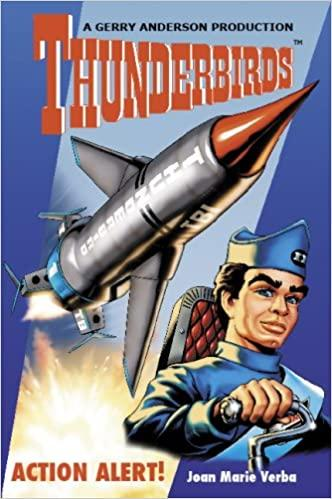 Action Alert - A Thunderbirds Paperback - The Gerry Anderson Store