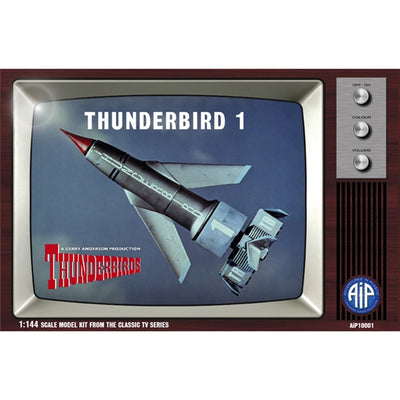 1:144 Thunderbird 1 Model Kit