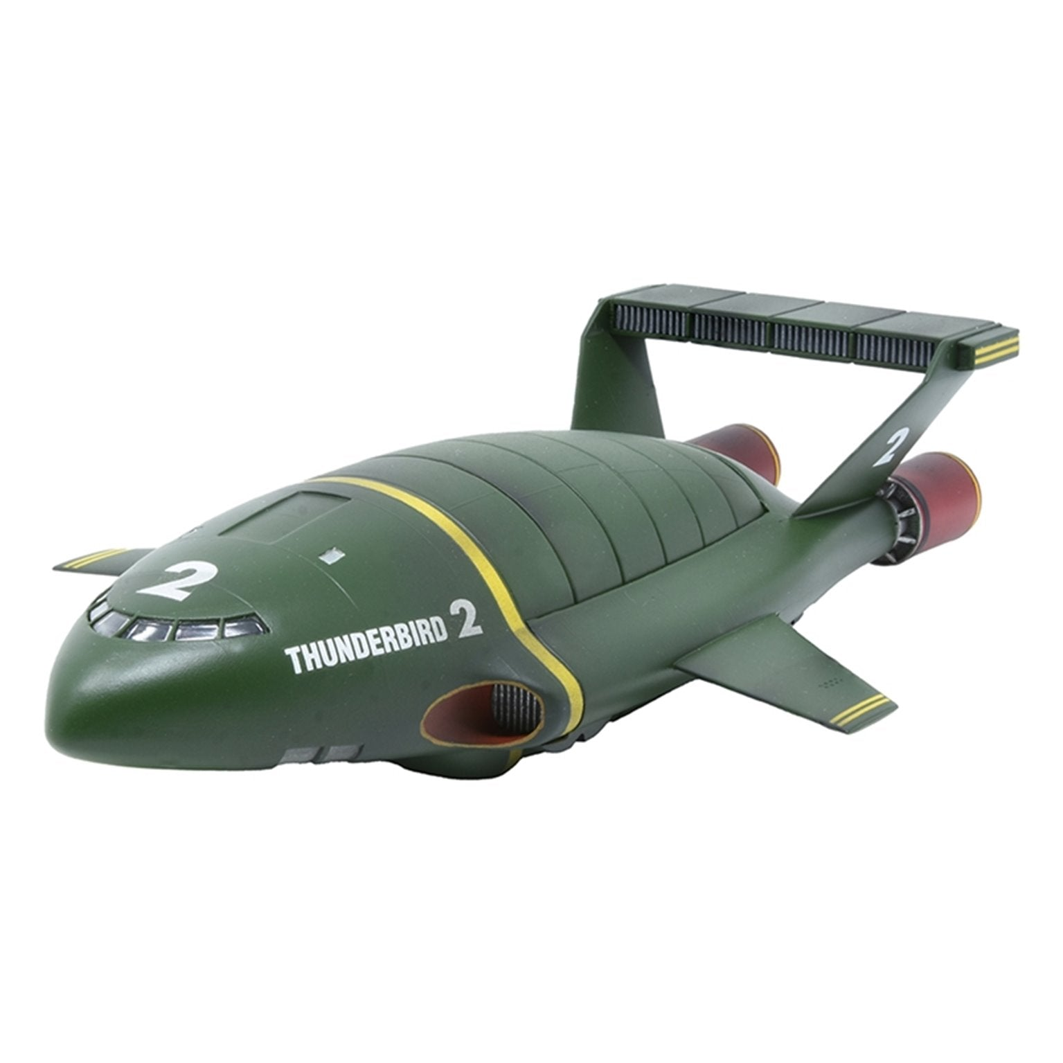 1:350 Thunderbird 2 with Thunderbird 4 Model Kit