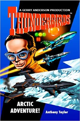Arctic Adventure - A Thunderbirds Paperback - The Gerry Anderson Store