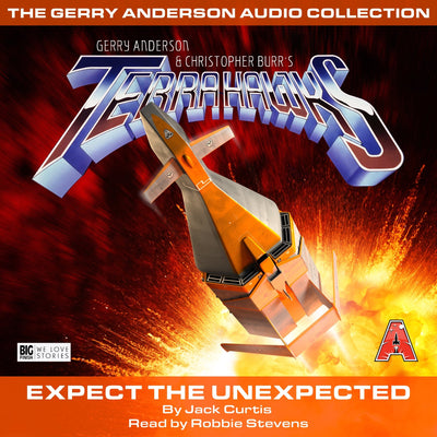 Audiobook Bundle: Terrahawks: Expect the Unexpected / Info Infinity #1 / GF1 # 1 / Space Precinct #1 [AUDIOBOOKS - DOWNLOADS] - The Gerry Anderson Store