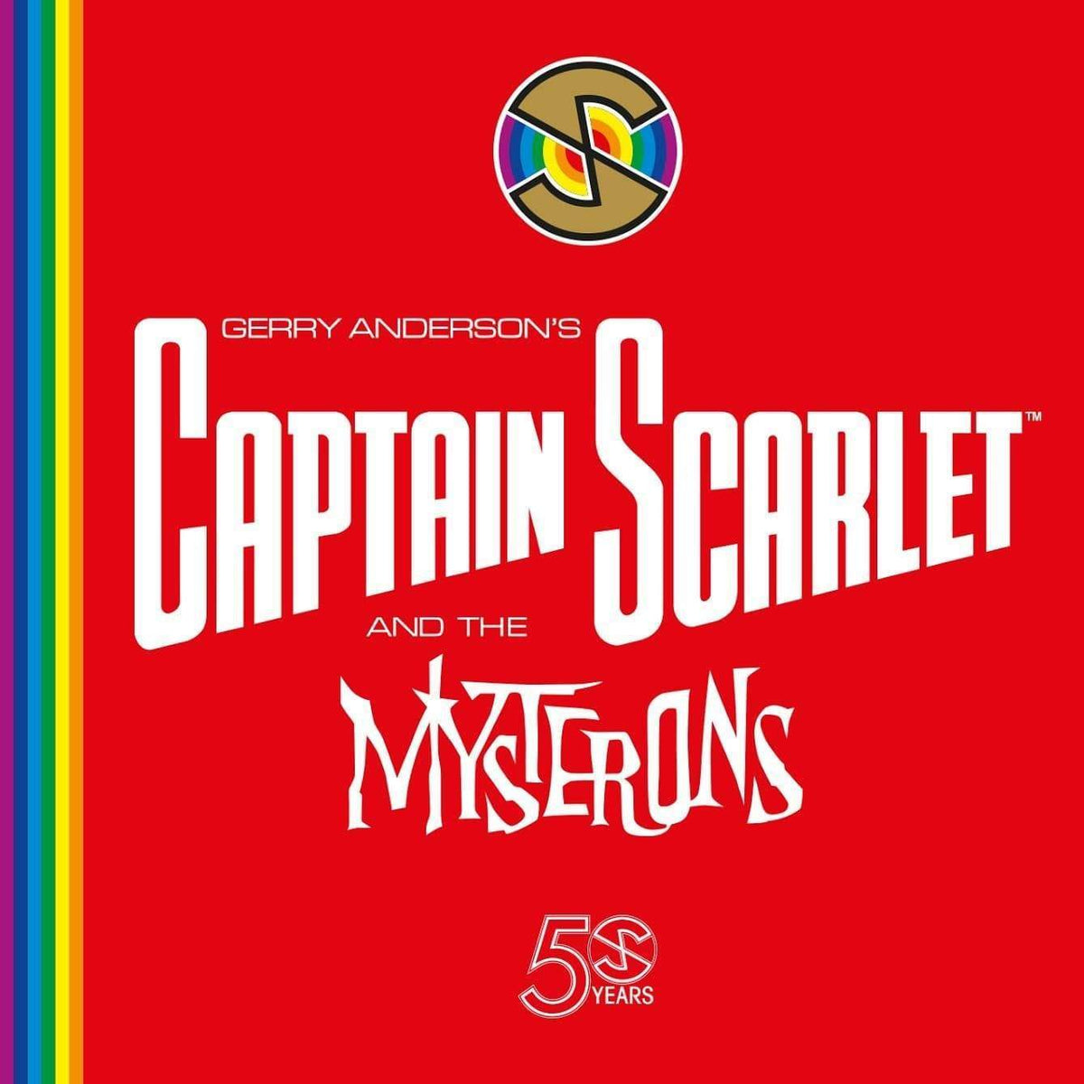 Captain Scarlet and the Mysterons 50th Anniversary Audio Drama Series Boxed Set - The Gerry Anderson Store
