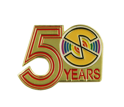 Captain Scarlet And The Mysterons 50th Anniversary Limited Edition Pin - The Gerry Anderson Store