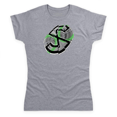 Captain Scarlet Shattered Emblem Women's T-Shirt - The Gerry Anderson Store