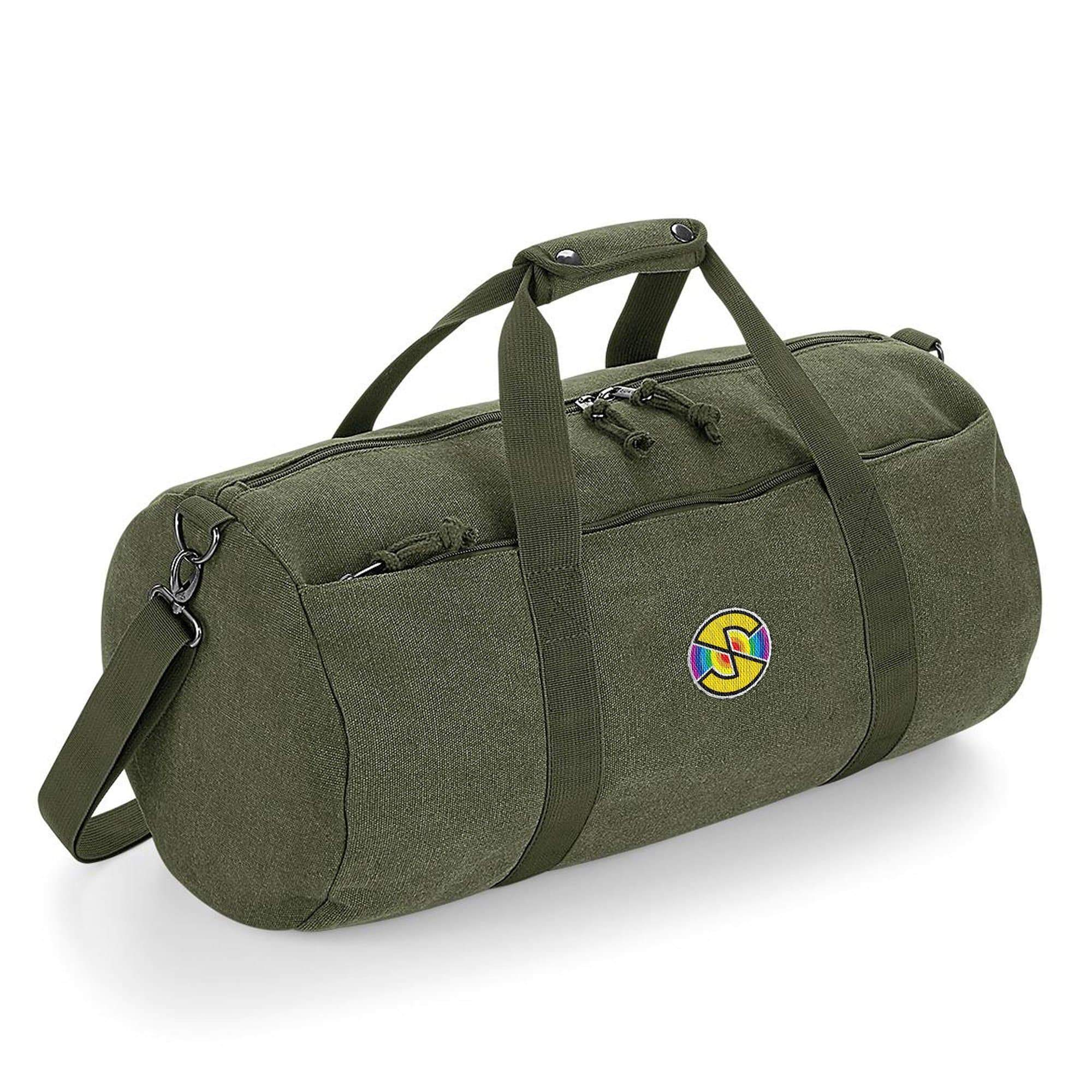 Captain Scarlet Spectrum Barrel Bag [Official & Exclusive] - The Gerry Anderson Store